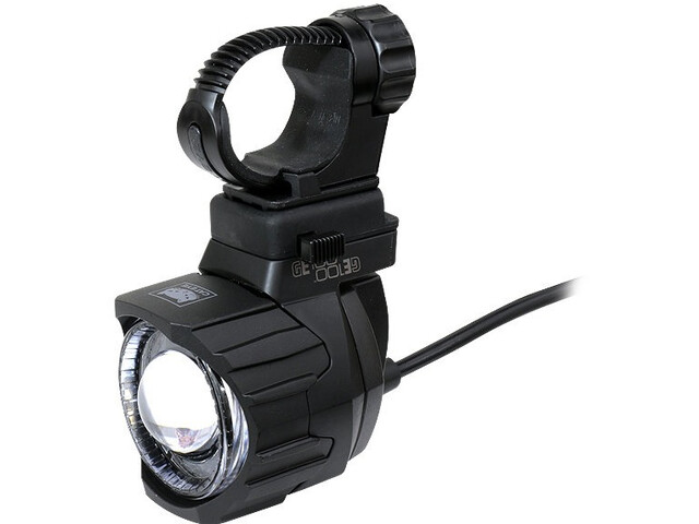 CatEye G E100 HL-EB570G Front Light, black